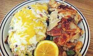 38% Off Breakfast or Lunch at Old Mill Cafe at Old Mill Cafe, plus 6.0% Cash Back from Ebates.