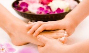 61% Off Foot Massage with Hot Stones at Massage Therapy Works