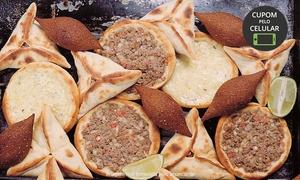 Sabah - Cozinha Árabe: Sabah - Cozinha Árabe - Jardim Paulista: buffet livre de comida árabe para 1, 2 ou 4 pessoas
