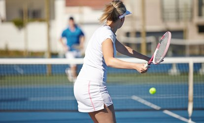 Four 1-Hour Introductory <strong>Tennis</strong> Classes for One or Two at Lake Norman <strong>Tennis</strong> Center (Up to 53% Off)