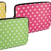 """Simply Chic by Jackie Zippered 15"""" Laptop Sleeves"""