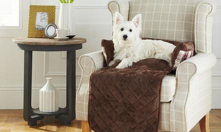 Bunty Stirling Tartan Dog Sofa Bed