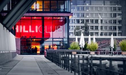 Wertgutschein über 20 € anrechenbar auf Speisen und Getränke à la carte im CHILLI CLUB Hamburg am Sandtorkai