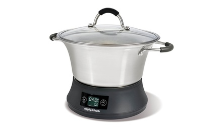 Morphy Richards Supreme Precision 4.5L Slow Cooker
