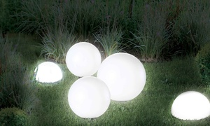 Lampes Boules LED solaires
