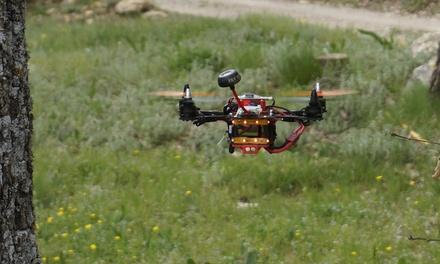 Journée dinitiation au pilotage de drone à 79 € au centre Skyangels