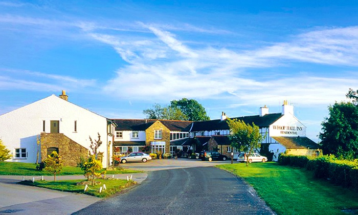 The Whoop Hall - Kirkby Lonsdale: Lancashire: 1 or 2 Nights for Two with Breakfast and Optional Dinner, Cream Tea and Prosecco at The Whoop Hall