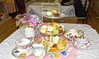 Afternoon Tea for Two or Four at HaPenny Gift & Vintage Tea Room (Up to 25% Off)