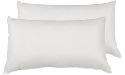 Pack de 2 o 4 almohadas de fibras naturales