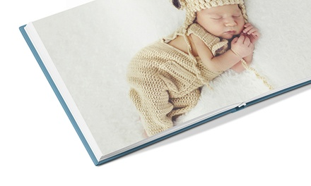 Seamless Lay Flat Photo Books from Picaboo (Up to 73% Off). Three Options Available.