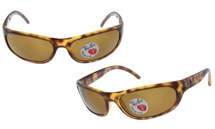 e4ad3ad04e Ray-Ban Predator Sunglasses Tortoise Brown Classic B-15 Polarized RB4033  642 47 Y Label Plastic Tortoise Polarized. Discount 65%