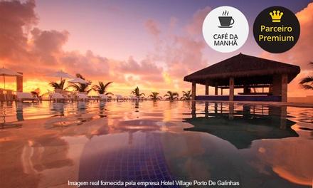 Hotel Village Porto de Galinhas/PE: até 7 noites para 2 + café da manhã (opções com meia pensão e em feriados)