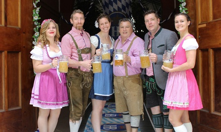 OktoberFest Philly 2018 at 23rd Street Armory on October 5