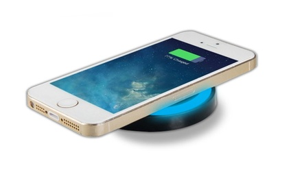 One or Two Vivo QI Wireless Mobile Phone Charger for iPhone