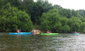 Carolina Outdoor Adventures: Conagree River Guided Kayaking Trip with Lunch for One or Two from Carolina Outdoor Adventures (Up to 52% Off)