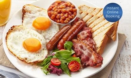All Day Breakfast with Coffee or Tea for Two ($25) or Four People ($48) at Bensons on Martin (Up to $100 Value)