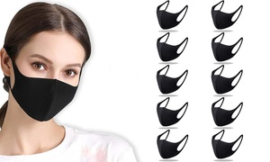 10 masques lavables