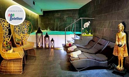 Gran Hotel Ritz: Spa e cena