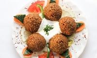 Libanesische Mezze-Variation mit Suppe und Grillteller für 2 oder 4 Personen im Restaurant Arabesk (bis zu 55% sparen*)