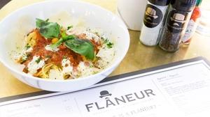 Flâneur: Fijnproeverspaghetti naar keuze bij Flâneur op 't Antwerpse Zuid