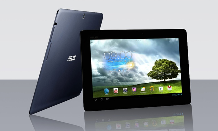 "ASUS Transformer TF300 10.1"" Tablet with 32GB Memory and Keyboard Dock: $284.99 for ASUS Tablet (Manufacturer Refurbished) ($569.99 List Price). Multiple Options. Free Shipping and Returns."