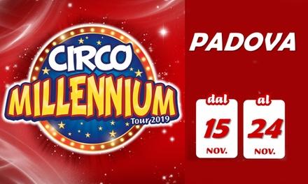 Circo Millennium, Padova