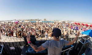 Silent Sun(sets): Silent Sun(sets) Silent Disco Beach Party at Huntington State Beach on Saturday, July 18 (Up to 46% Off)
