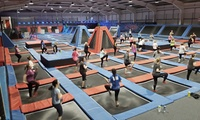 Trampoline Jumping Session for One or a Family at Energi Trampoline Park, Preston (Up to 40% Off)