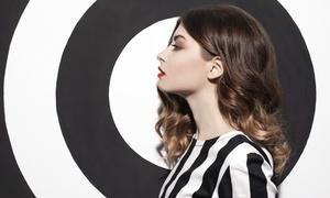 La Ela: Haarschnitt mit Intensivkur, Spülung, Augenbrauen zupfen, opt. mit Strähnen oder Färben, bei La Ela (bis zu 62% sparen*)