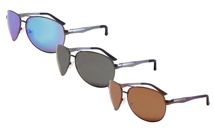 1b886052b5327 Pugs Aluminum Aviator Sunglasses