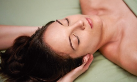 One 60-Minute Therapeutic Massage or Three 30-Minute Express Massages at Ahimsa Healing Arts (Up to 62% Off)