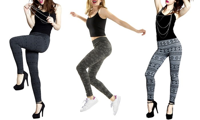 Leggings confort marque Lauve ... 0aeacd552ce