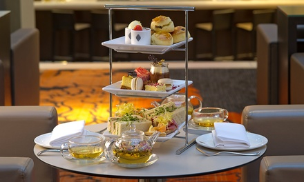 Afternoon Tea with a Glass of Prosecco for Two at Le M©ridien...