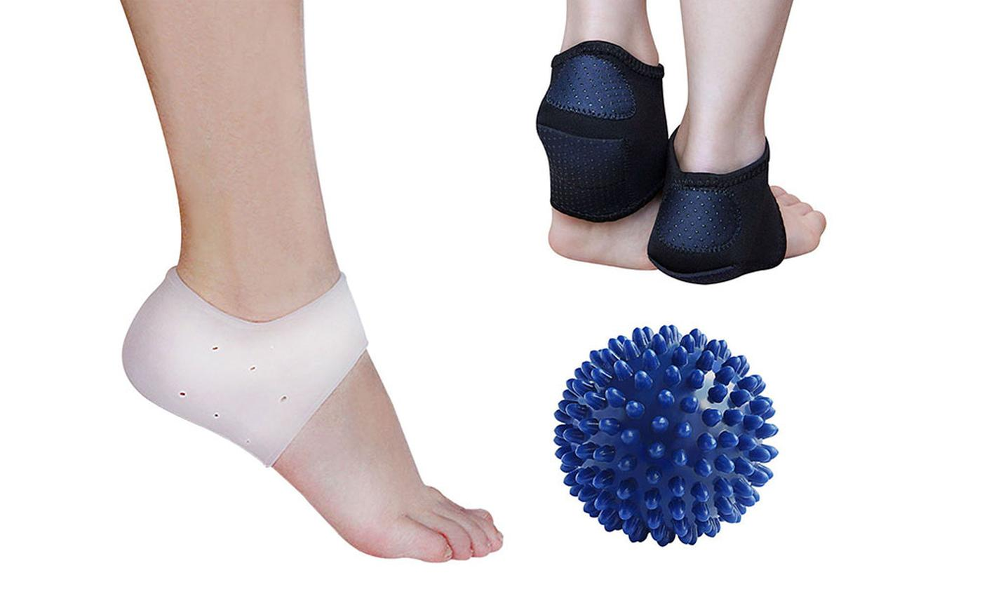One or Two Plantar Fasciitis Foot Care Sets