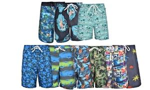 Mystery Deal: Men's Quick-Dry Swim Trunks