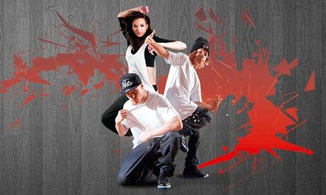 1 o 3 meses de clases de hip hop u otro baile urbano a elegir desde 16,95 € en Street Dance Area
