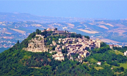 Abruzzo: camera Superior con colazione o mezza pensione per 2 Hotel Mediterraneo Martinsicuro