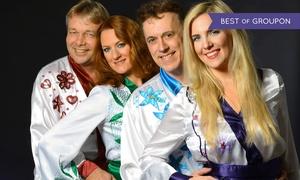"""Let`s Showtime: 2 Tickets für """"A Tribute to ABBA – Unforgettable"""" von März bis November 2017 in 8 Städten (50% sparen)"""