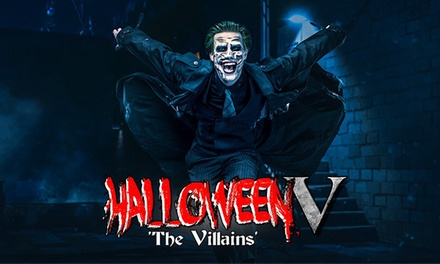 "Halloween event ""The Villains V"""