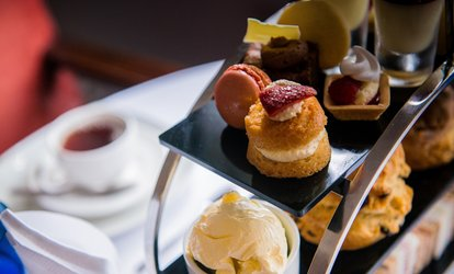 image for Afternoon Tea for Two with Optional Champagne at MGallery by Sofitel (Up to 51% Off)