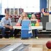 Bowling inkl. 2 Pizzen nach Wahl