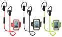 Jarv NMotion In-Ear Wireless Bluetooth Earbuds Headphones