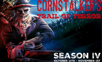 Up to 24% Off Admission to Cornstalker's Trail of Terror