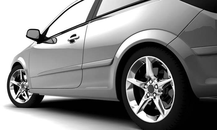 The Dent Hub - The Dent Hub: $39 for $750 Toward Complete Hail-Damage Auto Repair at The Dent Hub