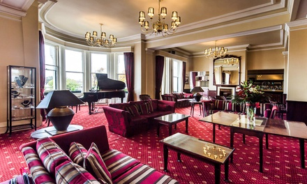 Southport: Stay for Two with Option for Breakfast and Dinner at Best Western Royal Clifton Hotel & Spa
