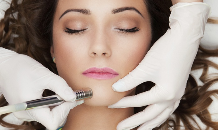 Bronze and Bliss Day Spa - Paula Valero - Beaverton: $179 for One Microneedling Treatment at Bronze and Bliss Day Spa ($350 Value)