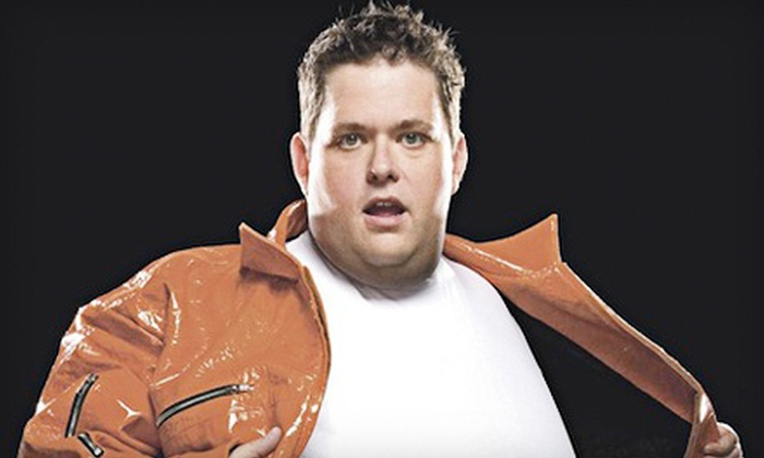 Ralphie May Live - Downtown: Ralphie May Comedy Show for Two at Robinson Center Music Hall on Friday, January 18, at 8 p.m. (Up to $80.40 Value)