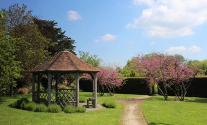image for The Walled Garden Moreton: Entry and Afternoon Tea for Two or Four