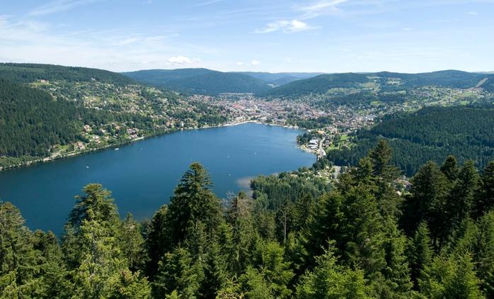 Vosges : 2 à 3 ou 7 nuits pour jusqu'à 5 personnesen hébergement insolite ou bungalow au Camping Au Mica