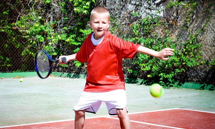 TGA of Morris & Essex County - Smith Field: One, Two, or Four Days of Junior Golf and/or Tennis Camp at TGA of Morris & Essex County (Up to 67% Off)